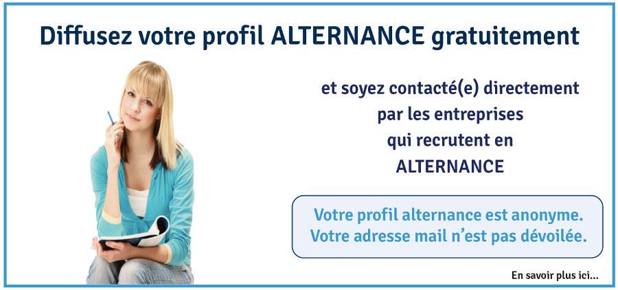profil alternance